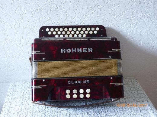 hohner club 3b - Bremen