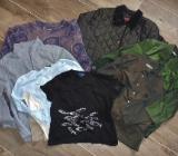 Diverse Damenkleidung Gr. 36-40: Shirts Blusen Jacke - Bremen