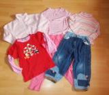 6 Teiliges Bekleidungs Paket für Mädchen in 110 - Edewecht