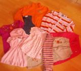 9 Teiliges Sommer Bekleidungs Paket für Mädchen in 116 - Edewecht