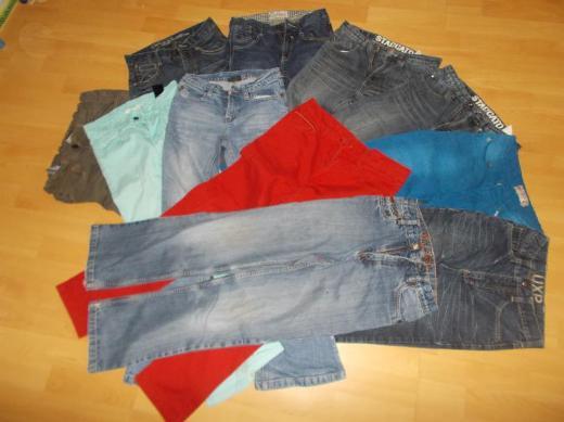 9 Teiliges Hosen Paket für Jungen in 152 Neu ! + 2 Gratis - Edewecht