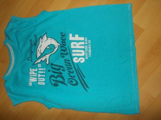 4 Teiliges T - Shirt / Top Paket für Jungen in 146 / 152 - Edewecht