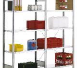 Fachbodenregal Fachlast 150 kg Stecksystem NEU für Gewerbekunden - Wilhelmshaven