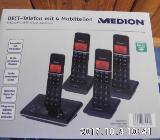Medion DECT Telefonanlage