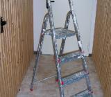 Malerleiter, Aluminium