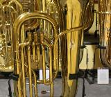 Original B & S Es - Tuba - Made in Germany
