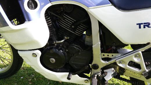 Motorrad Honda, Transalp, Modell-California, XL 600 V, Bj. 08.1991, Top Zustand - Gronau (Westfalen)