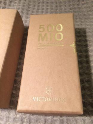Victorinox 500MIO Taschenmesser - Berlin