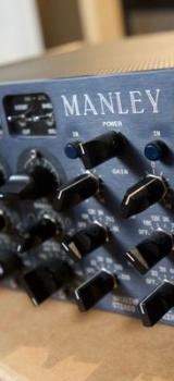 Manley Massive Passive Stereo Tube Equalizer - Köln