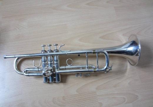 Bach Stradivarius 37 Trompete - Chemnitz