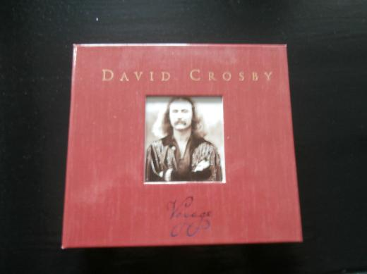 David Crosby - Voyage