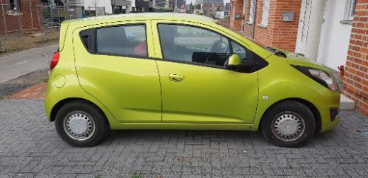 Chevrolet Spark - der optimale Zweitwagen - Münster