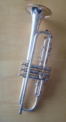 1B-Trompete 2006 Large inkl. Koffer