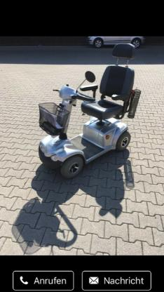 Seniorenmobil Scooter 12 kmh