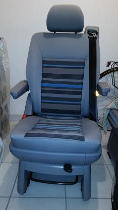 Drehbare Sitze für VW California T5