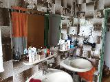 Badezimmerspiegel(groß!) incl. 2 Halogen Lampen