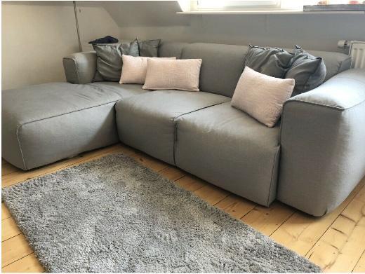 Hochwertiges 1 Jahr altes Sofa