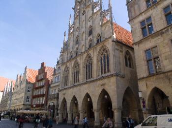 Münster Altstadt - Rathaus