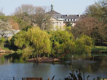Schloss Münster - Botanischer Garten