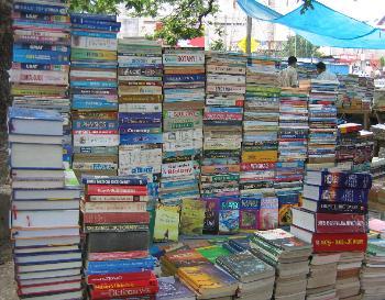 Secondhand Buchladen