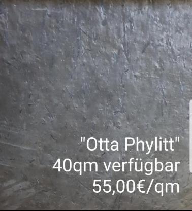 Schiefer Fliesen Otta Phylitt,1.Wahl, noch 40qm verfügbar