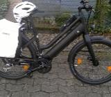 Fahrtraining für Damen & Vermietung E-Bike Stromer ST 1 - Bielefeld