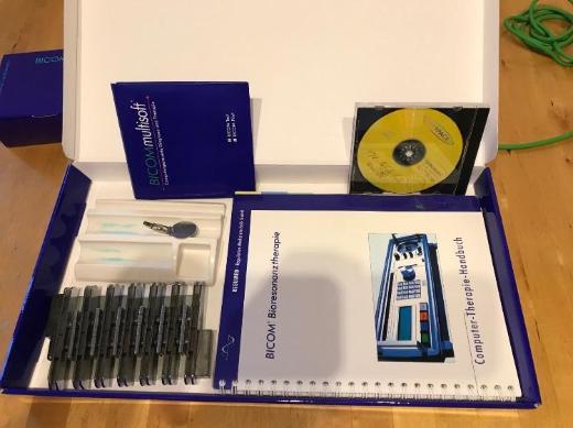 Bicom 2000 Version 4.4 Bioresonanzgerät - Frankfurt am Main