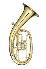 Melton Meisterwerk MWT 23-L Tenorhorn in B, Goldmessing, Neuware