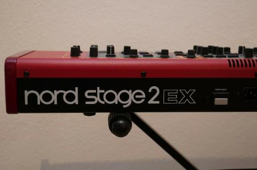 Clavia NORD Stage 2 EX Compact 73 Key Workstation - Einbeck