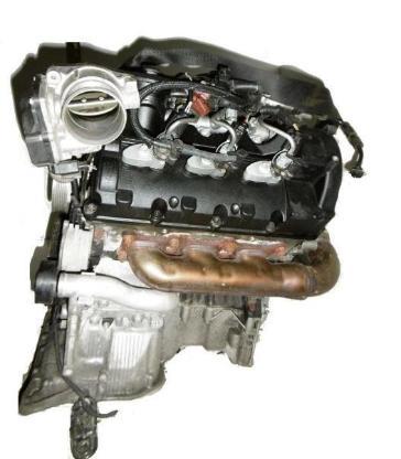 Audi A4 A5 A6 A7 3,0 TDI komplett Motor CDU Diesel 68.000 KM 1 Jahr Garantie - Gronau (Westfalen)
