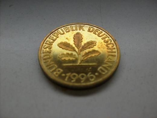 10 Pf 1996 G stgl - Münster