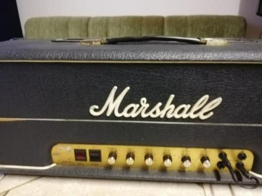Marshall JMP 2 Super Bass 100 Watt 1979 - Pulheim