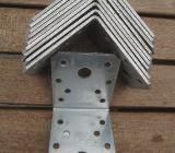 Metall-Winkel -Verbinder > 30 Stück - Emsdetten
