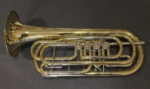 Cerveny Basstrompete in Bb, 4 Ventile, Mod. CTR 592-4, Neu - Hagenburg
