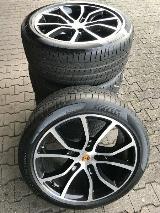 Porsche Cayenne Exclusive Design Räder