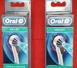 Original Oral-B OxyJet Ersatzdüsen (4 Stk.) Neu & OVP - Münster