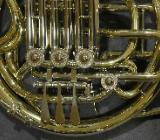 Original Meister Hans Hoyer 6801-L Heritage Bb/F Doppelhorn, Sonderausstattung, Neuware - Hagenburg