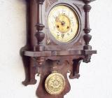 Alte- Uhr,- Aschenbecher. - Telgte