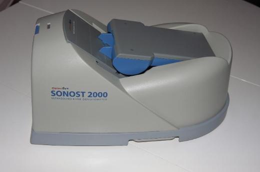 OsteoSys SONOST 2000 - Knochenanalyse Densitometer