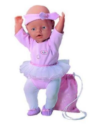 Baby Born Ballett Set - WICHTIG: OHNE PUPPE!!!