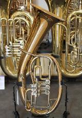 Kühnl & Hoyer Bariton 78/3G, Goldmessing inkl. Koffer