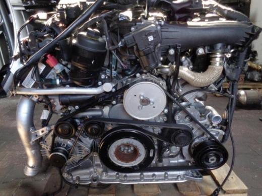 Audi A6 (4GH) Allroad 3,0 TDI Motor Diesel CLAA 204 PS 1 Jahr Garantie - Gronau (Westfalen)