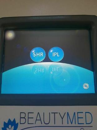 IPL SHR Laser Gerät mit 2 Handstücken zur dauerhaften Haarentfernung - Frankfurt am Main