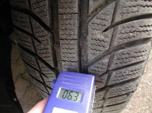 175 65 14 Reifen Sommer 4 Stueck Kleber 8 mm