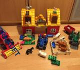 Set Lego Duplo großer Bauernhof mit Traktor extra - Greven