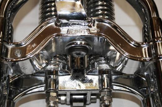 Harley Davidson Original Springergabel Softail FL - Bonn