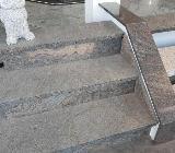 Hochwertige Belagtreppe Betontreppe für Innen&Außen Granit Marmor - Mettingen