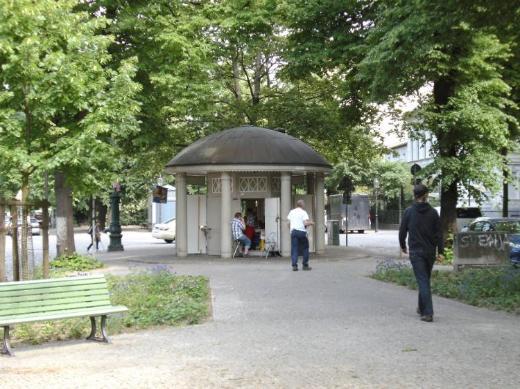 Führung in Berlin-Neukölln (Rixdorf/Richardplatz) mit Reinhold Steinle - Berlin Neukölln