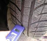 185 65 15 Reifen Allwetter Winter Ford Focus 4 Stueck auf Felge - Bocholt