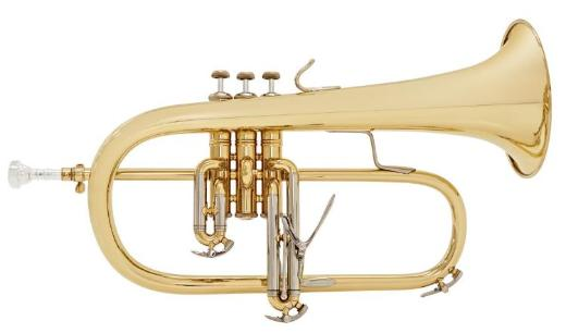 Bach Stradivarius Profiklasse Flügelhorn 183G. NEUWARE - Hagenburg